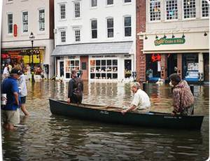 Annapolis Market Space Flooding